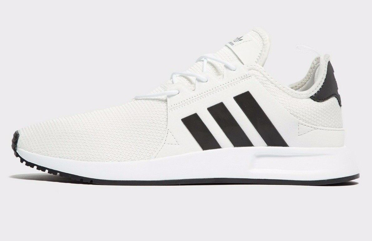 Auténtico Nuevo Adidas Originals Xplr ® (MEN Talla ) blancoo Cnegro