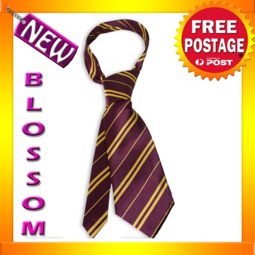 A260 Harry Potter Gryffindor Economy Tie Costume Accessories