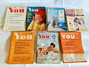 7-POPULAR-PSYCHOLOGY-YOU-BOOKLETS-SKYE-PUBLICATION-1954-57