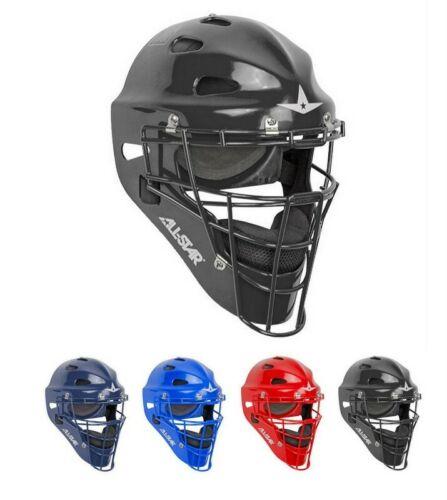 All-Star MVP2310 Youth MVP Hockey Style Catchers Helmet Various Colors
