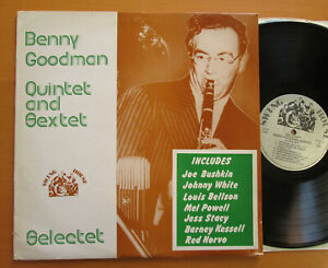 Benny-Goodman-Selectet-Quintet-amp-Sextet-1981-Swing-House-SWH-17-Limited-Edition
