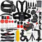 24in1 Mount Kit Set Floating Monopod Accessories For GoPro Hero 1 2 3 4 Camera