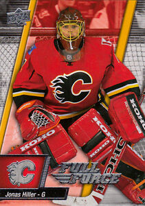 2015-16-UPPER-DECK-FULL-FORCE-HOCKEY-BASE-PICK-CARD-YOUR-CHOICE