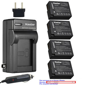 Kastar-Battery-Travel-Charger-for-Panasonic-DMW-BLC12-amp-Panasonic-Lumix-DMC-G7