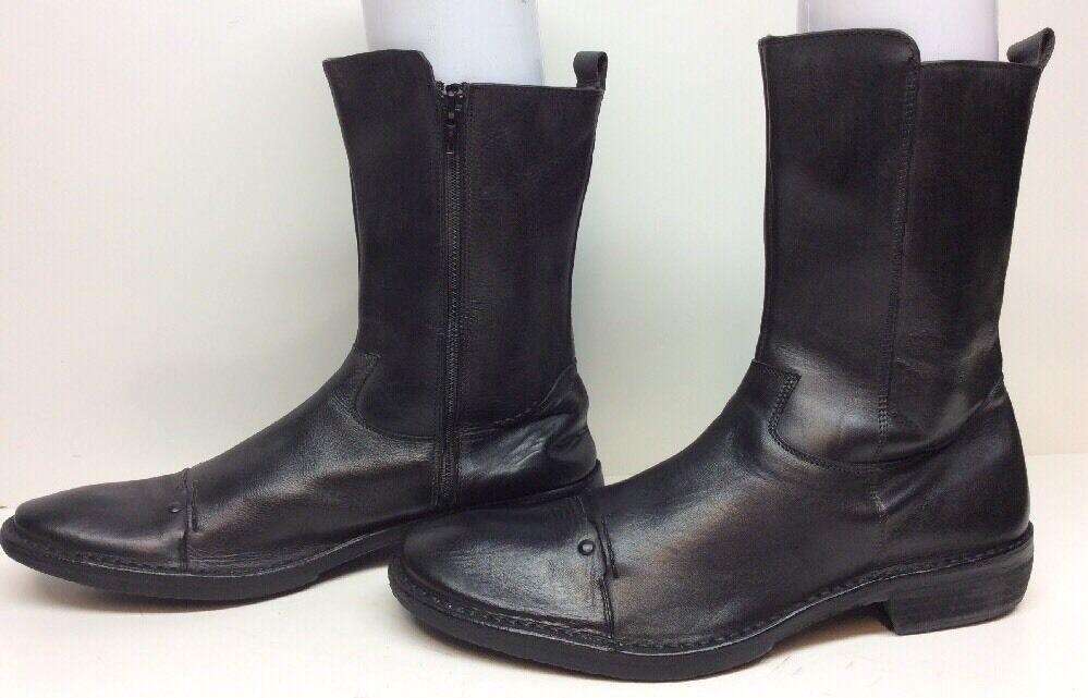 risparmia il 50% -75% di sconto VTG Uomo BARNEYS BARNEYS BARNEYS NEW YORK CASUAL nero stivali Dimensione 11.5 M  più preferenziale