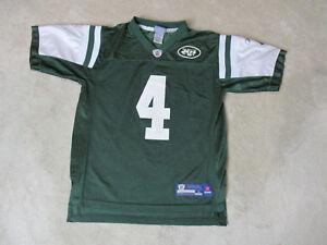 separation shoes 5b57f 0989a Reebok Brett Favre New York Jets Football Jersey Youth Large ...