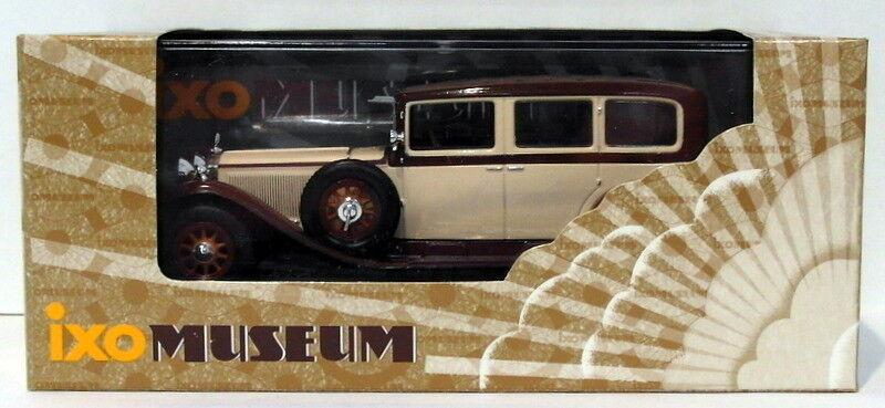 Ixo Models 1 43 Scale MUS020 - 1931 Mercedes Benz 460 Pullman W08 - Marronee Beige