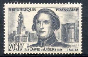 PerséVéRant Stamp / Timbre France Neuf N° 1210 ** David D'angers Rendre Les Choses Pratiques Pour Les Clients