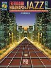 Fretboard Roadmaps: Jazz Guitar by Fred Sokolow (Paperback, 2001)