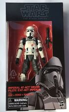 STAR WARS BLACK SERIES IMPERIAL  AT-ACT DRIVER 6 INCH TARGET EXCLUSIVE