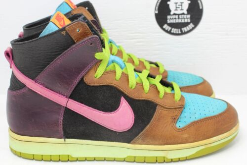 Nike Dunk High Undefeated Size 9.5