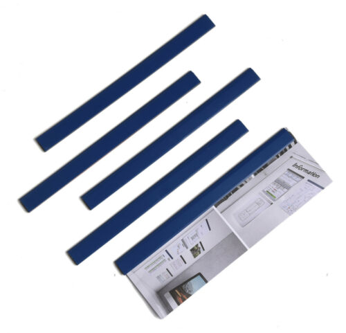 5er Pack selbstklebend DURABLE Magnetleiste DURAFIX RAIL 210