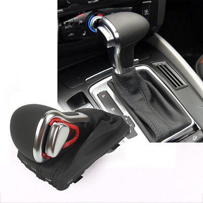 Gear Lever Gaiter Black For AUDI A4 Avant A5 Sportback Q5 8K 8R 8T 8K0711115B