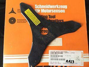 Stihl-Dickichtmesser-Motorsense-Freischneider-250mm-4112-713-4100-Brush-Knife