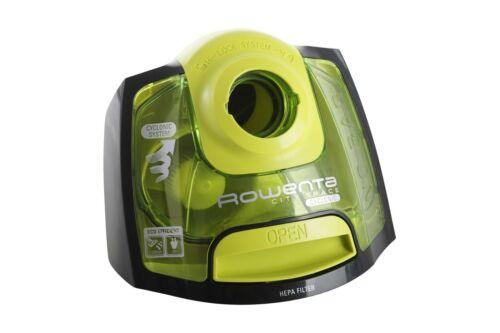 Rowenta coperchio verde serbatoio filtro polvere aspirapolvere Cty Space RO2522