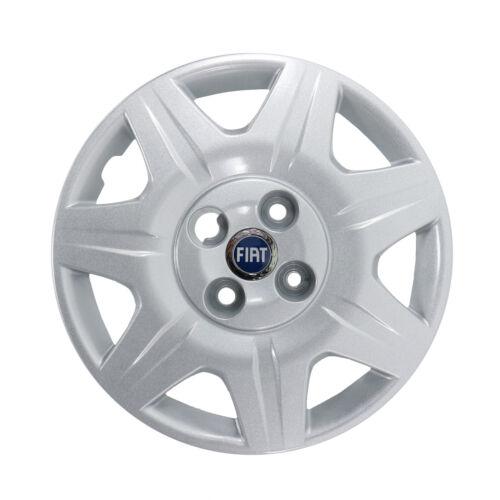 Radkappe 14 Zoll Fiat Punto 188 Dynamic Blaues Emblem OE 51705268