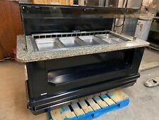 2016 Hussmann Im 04 E5 Fx514 Deli Self Service Case Hot Food Bar Warmer