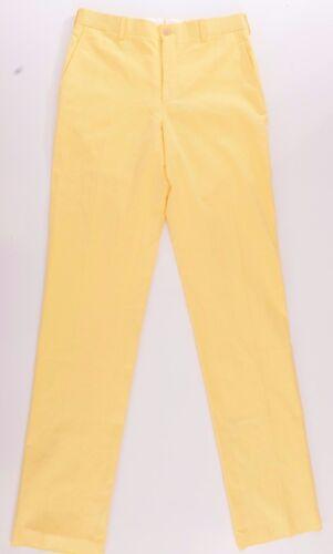 Bradford 34 Polo Casual Platte maat gele Reg broek voorkant Ralph Lauren Zomer qwE417E