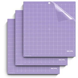 Nicapa-Stronggrip-Cutting-Mat-for-Silhouette-Cameo-3-2-1-Craft-12-X12-034-by-3pack