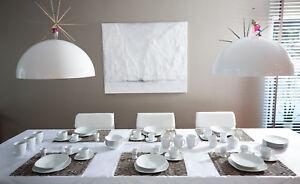 Geschirr-Porzellan-Set-Tafelservice-Geschirrset-Teller-Komplettservice-62-teilig