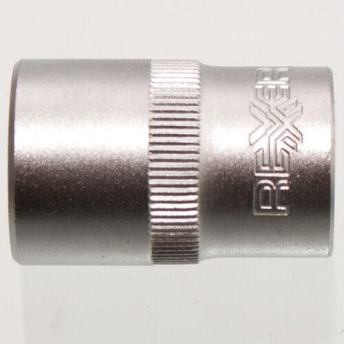 18 mm Douille Hexagonal écrou longueur 38 mm prise 1//2 pouces