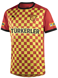 Antalyaspor Kappa 2020//21 Away Match Jersey Official Licensed DHL Exp Shipping