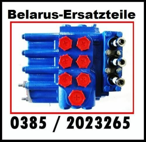 Hydraulikpumpe Steuereinheit MTS Belarus 80 82 Steuerblock Steuerschieber