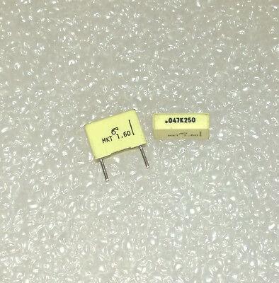450 Volt Set Aus 10 Kondensator Haute Spannung 47 Μf