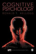 Advanced Psychology Texts: Cognitive Psychology by Ronald T. Kellogg (1997,...