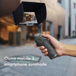 Schwarzer-Fernbedienungs-Sonnenschutz-Fuer-DJI-DJI-OSMO-Mobile-3-Gimbal