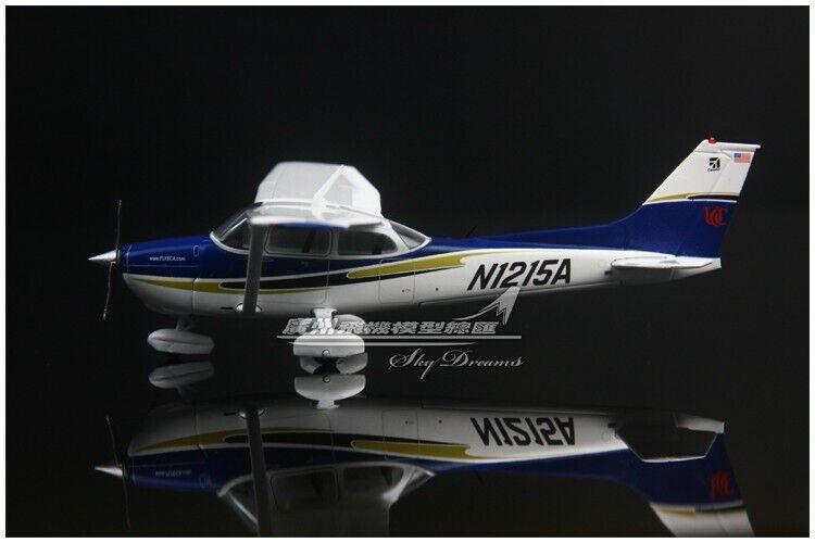 1 72 GeminiJets Cessna 172 SKYHAWK Passenger Airplane Airplane Airplane Diecast Aircraft Model e99fda