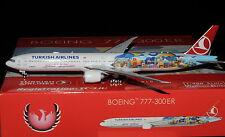 """PHOENIX 1/400 B777-300 ER TURKISH AIRLINES TC-JJU """" SAN FRANCISCO """""""