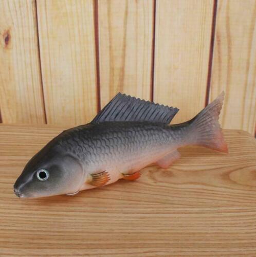 Toys Fish 1:1 Fish Scale kitchen Simulation PU Decoration Bread Home decoration
