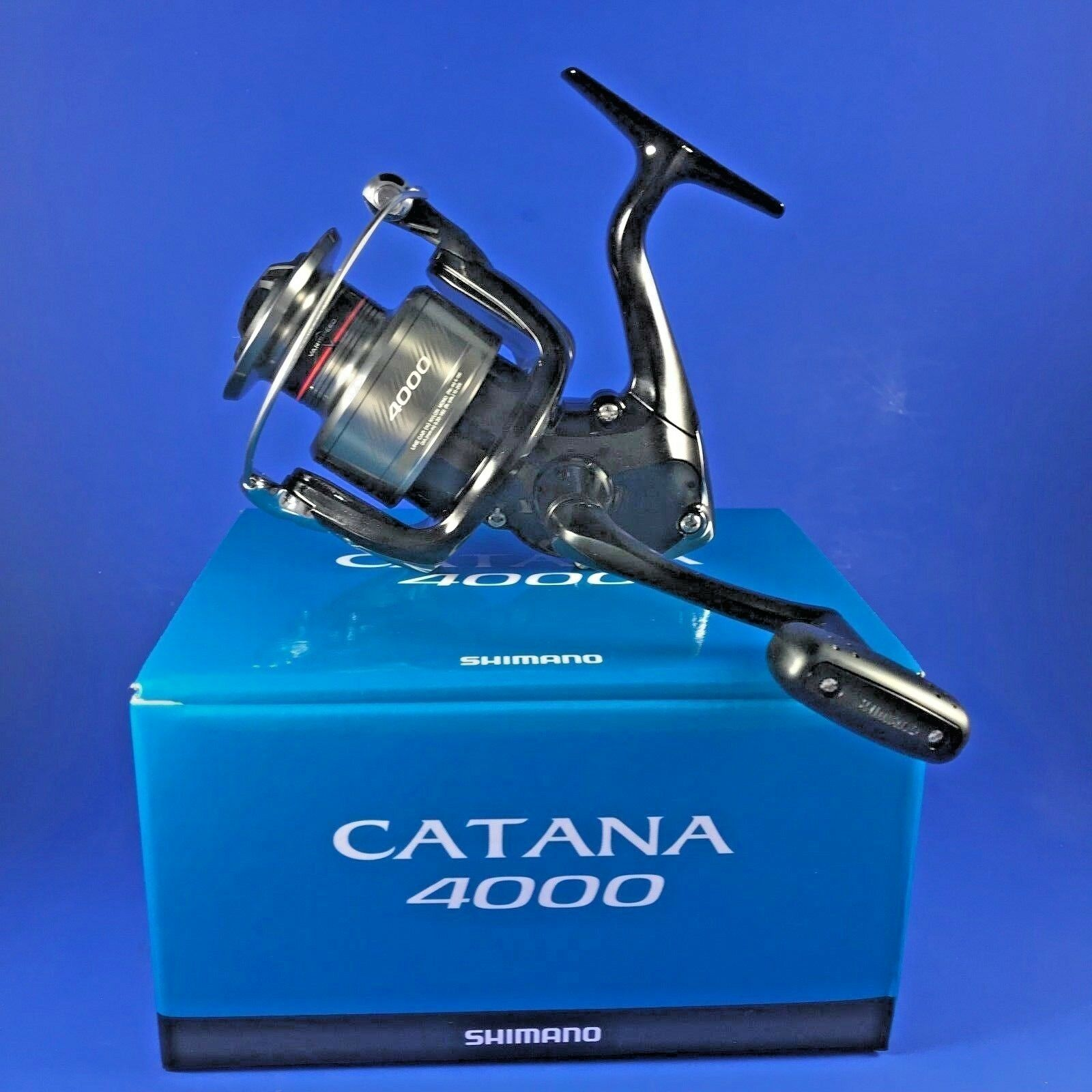 Shimano Catana 4000 FD // CAT4000FD // Front Drag Fishing Reel