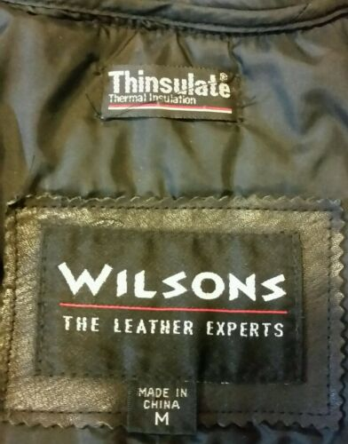 Wilson's Wilson's Leather Women's Jacket Women's Black gzxd0B