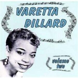 VARETTA-DILLARD-Volume-2-CD-new-1950s-Rhythm-amp-Blues-Rock-039-n-039-Roll