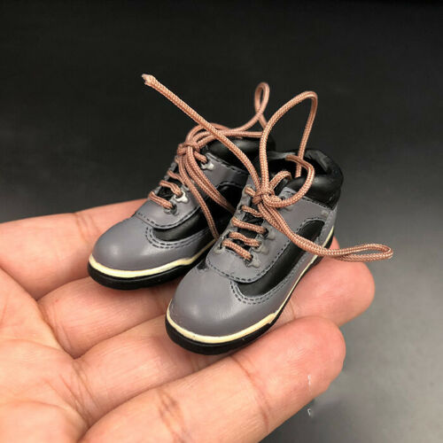 """Hot Toys //6 Scale US Soldier PMC Sneakers Model Hollow for 12/"""" Figure"""