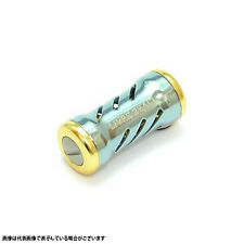 LIVRE Knob From Japan Silver+Gold Fino 1 piece