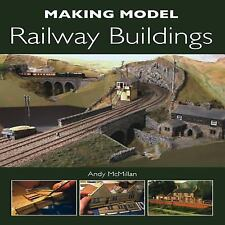 Making Model Railway Buildings, McMillan, Andy