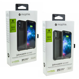 Mophie-Juice-Pack-Access-Wireless-External-Battery-Case-For-iPhone-X-amp-XR