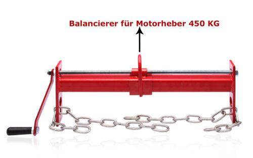 Balancierer 450 KG Getriebeheber 500 KG Motorkran 2000 kg