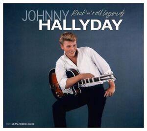 JOHNNY-HALLYDAY-Rock-039-n-039-Roll-Legends-2-CD-NEUF