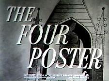 THE FOUR POSTER (DVD) - 1952 - Rex Harrison, Lilli Palmer