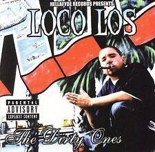 Tl344 Loco Los: Dirty Ones Enhanced Audio CD