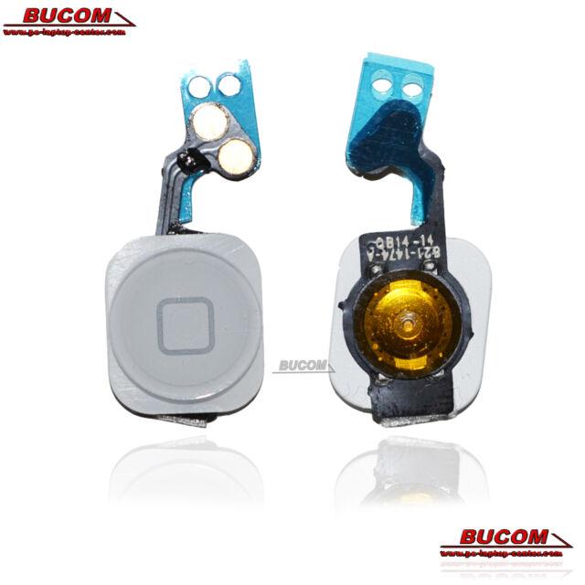 IPHONE 5 Botón Home Cable Flexible + Menú Haga clic en Tecla Conjunto de 2
