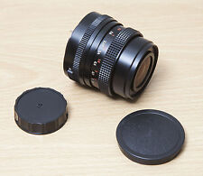 Carl Zeiss Jena DDR MC Flektogon 35mm f2.4 M42 mount