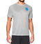 New Under Armour Men/'s Scope Printed Gym Active T-Shirt Grey