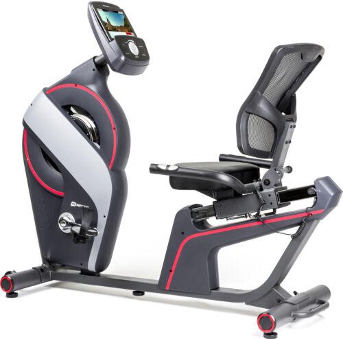 Sitz Heimtrainer Bluetooth Hop-Sport Liegeheimtrainer HS-200L iConsole