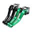 CNC-Short-Adjustable-Levers-Clutch-Brake-For-KINJA-ABC-600-F2-F3-F4-F4i-91-07 thumbnail 7