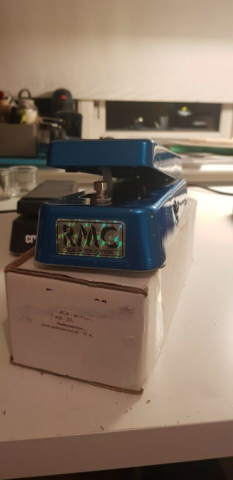 Wah pedal RMC picture wah